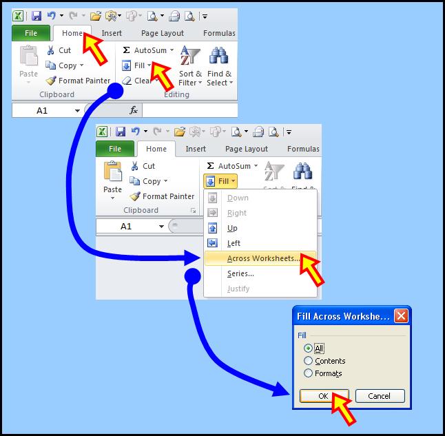 Vlookup Across Worksheets Davezan – Vlookup Across Multiple Worksheets